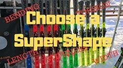 Choose the right SuperShape from Head
